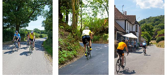 Sportive Report The Leith Hill Octopus