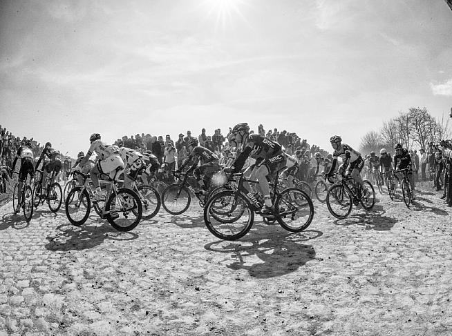The pros are set to tackle the cobbles this October. Will sportive cyclists be joining them?