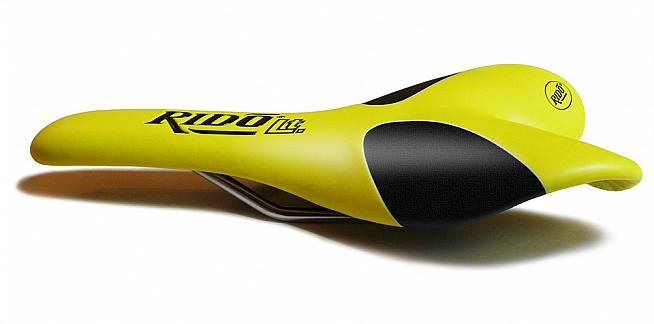 The Rido RLt is available in three colours: Tour yellow  white  and black.
