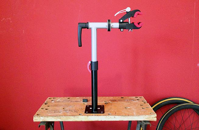 Review Bench Mounted Bike Repair Stand From Bd Bikes