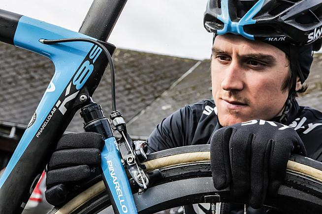 Geraint Thomas is among the headline guests at this year's Rouleur Live exhibition in London.
