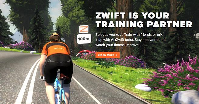 British Cycling is launching a series of virtual rides on Zwift.