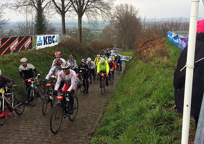 Entries open for 2016 Tour of Flanders sportive