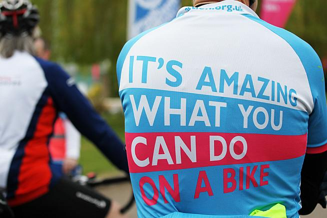 The Garmin Ride Out will raise funds for Action Medical Research's Covid-19 Children's Appeal.