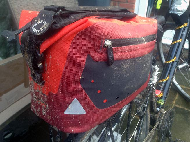 It S Going To Get Muddy But The Bag Can Be Easily Wiped Down After A Wet