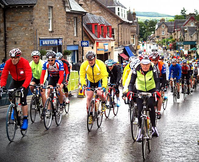 Entries are now open for the 2019 Etape Caledonia.