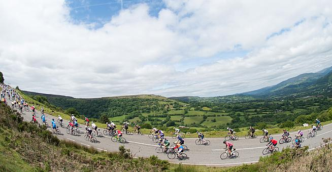 Enjoy stunning scenery and closed roads as Velothon Wales returns for a second edition.