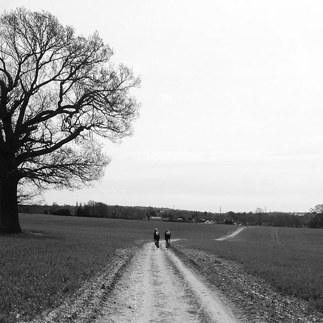 Spring: a time of green shoots and rebirth - or moodily lit bike rides over cobbles and fields?