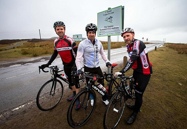 Williams is challenging riders to take on the Tumble Challenge on 22 May.