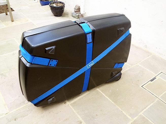 Review B W Bike Guard Curv Bike Case Sportive Com