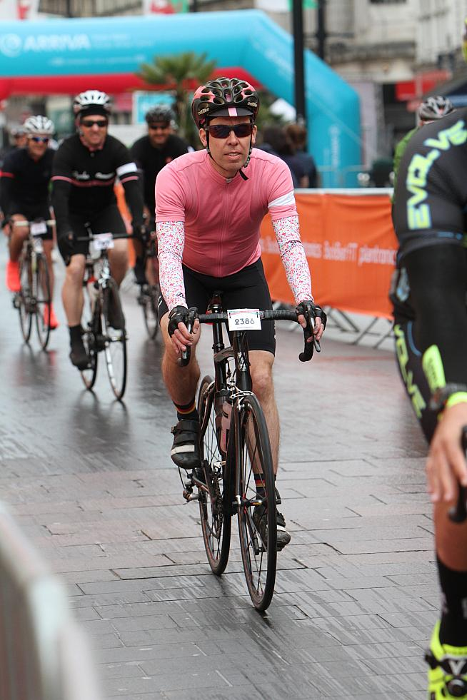 Our publisher Joe took part in the first edition of Velothon Wales in 2015.