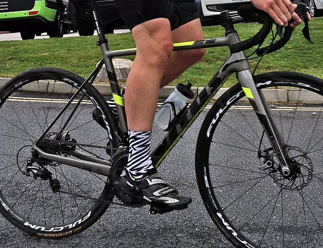 Review Vitus Venon Vr Disc Road Bike