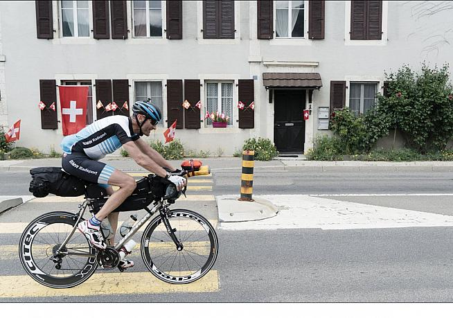 Transcontinental 4 Dot Watching On Europe S Toughest Bike Race