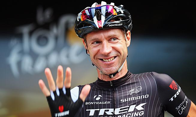 Jens Voigt is one of the most affable ex pros you'll meet.