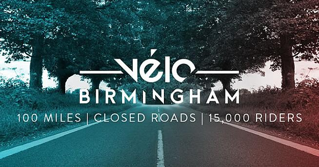 Velo Birmingham is skipping a year and will return in Spring 2019.