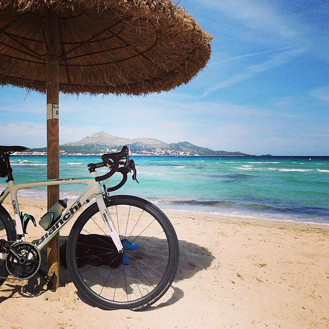 Sea sun sand and an epic sportive: Mallorca 312 returns in April 2018.