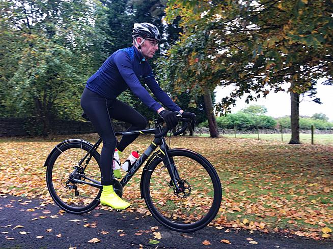 Too good to race  Rapha Cross Long Sleeve Jersey review  c25308f5a