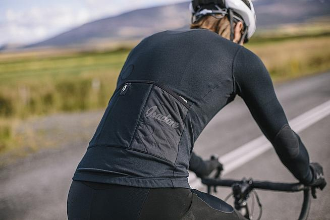 162fd4611 The Shield jersey from Isadore offers long sleeve protection against the  autumn chils.