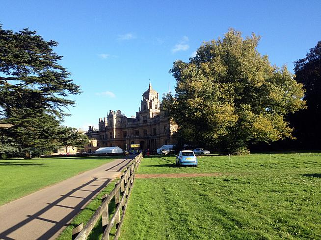 Westonbirt School again plays host to the Jole Rider Cotswold Sportive.