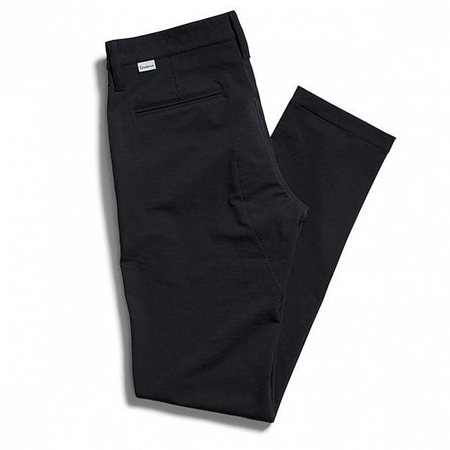 Based on Cadence's popular Skyline shorts the 10-4 pants are stretchy trousers designed for cycling.