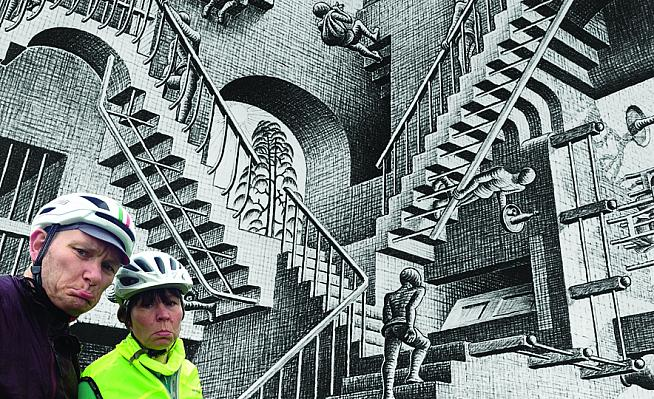 Escher would have made a great sportive organiser.