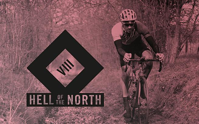 Rapha Hell of the North returns on Sunday 9 April.