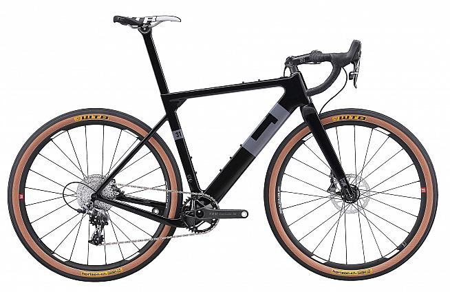The 3T Exploro Ltd is designed for exactly the sort of gravel riding presented by the Jeroboam Challenge.