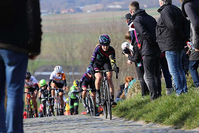 Flanders features a new course this year - remember to factor that into your guess!