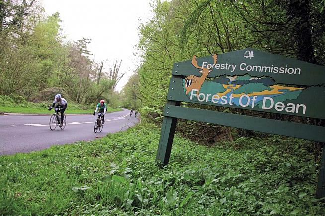The Forest of Dean Sportive is well established as ideal preparation for riders tackling major European summer sportives.