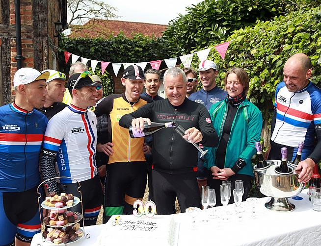 Human Race know how to celebrate in style. Join the party at the Chiltern Cycling Festival in July.