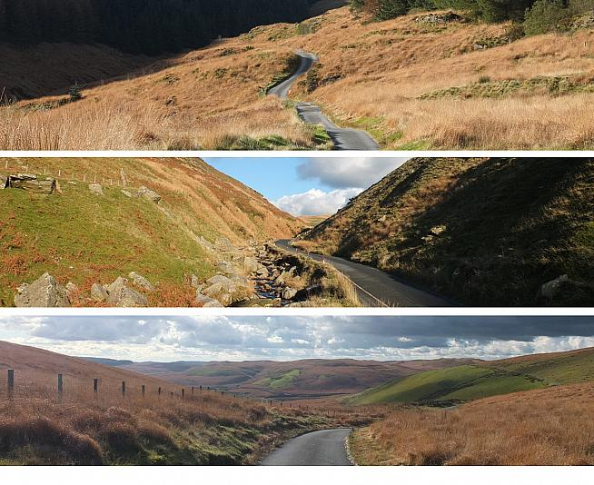 Both Devil Ride routes promise stunning scenery on deserted roads.