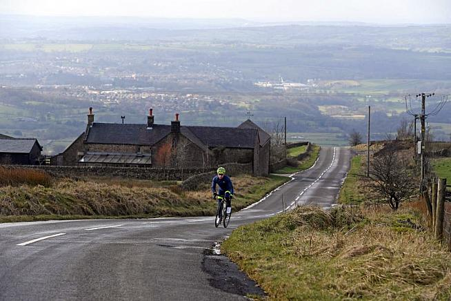 Take a trip to England's highest village on the Pot Tour.