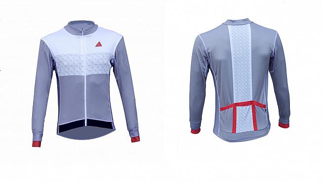 The Galibier Contrôler Light Jersey is a lightweight jersey for cool to moderate conditions.