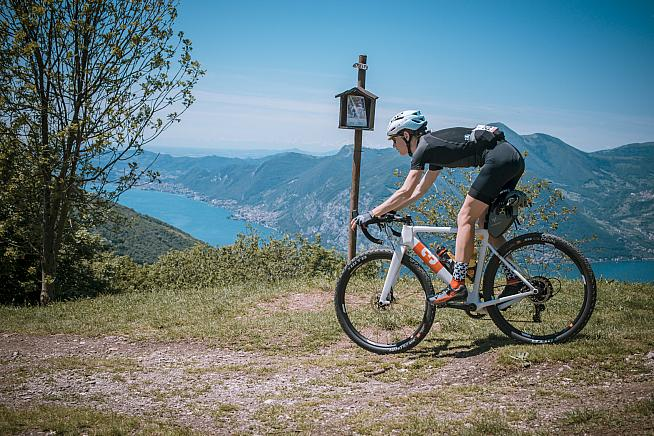 The Jeroboam Gravel Challenge is a new gran fondo set in the stunning landscape of Italy's Franciacorta region.