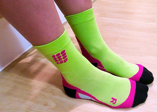 Compression specialists CEP offer a range of supportive footwear for athletes.