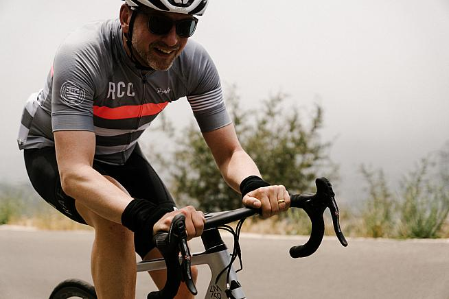 Rapha founder Simon Mottram will remain at the helm as the brand expands. Photo: Andy Bokanev