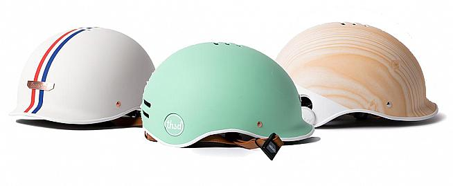 Thousand helmets come in a range of designs including these from the Epoch collection.
