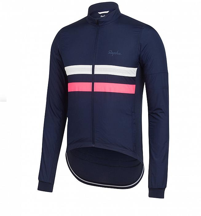 The Rapha Brevet Windproof Jersey is a wardrobe staple for riding in cooler  weather. 5121b14c7