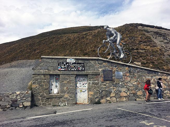 Giant of the Tourmalet.