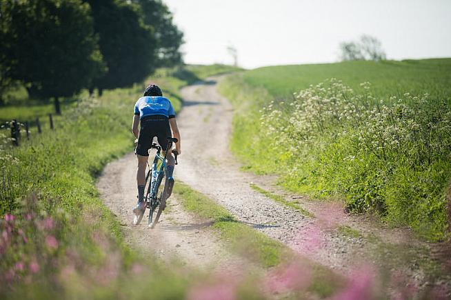 Gravelcross sportives featuring mixed terrain are a great way to keep riding through the winter.
