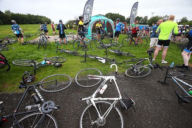 ...although a few more bike racks would be useful. Photo: Mal McCann