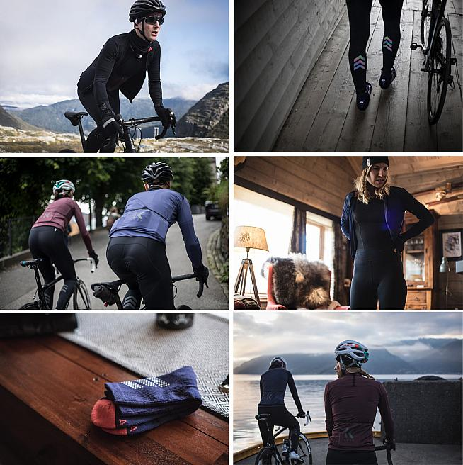 Kalf s AW17 collection offers a full wardrobe of cold weather cycling kit  for men and women 06235f377