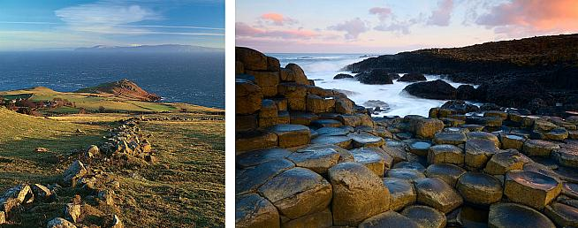 Stunning scenery awaits riders on the Giant's Causeway Coast sportive.