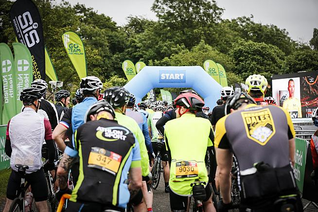 The Dragon Tour moves to a new venue for 2018 meaning less city cycling for participants. But there'll still be hills...