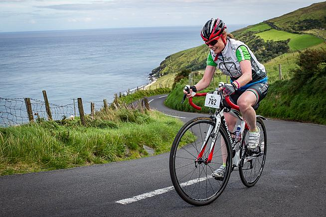 Torr Head is notorious as Northern Ireland's toughest climb.
