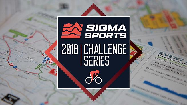Sigma Sports have signed up as sponsors for a series that includes some favourite UK sportives.