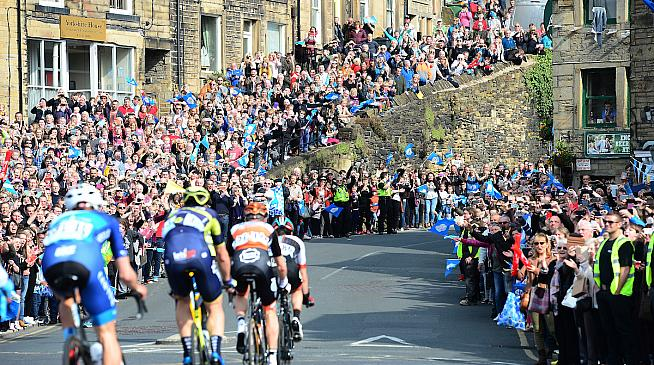 The 2018 Tour de Yorkshire Ride will start and finish in Leeds.