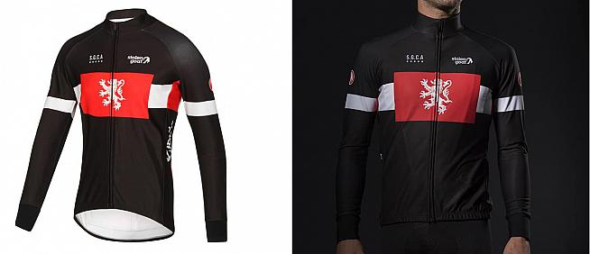 Harness the power of the Flandrien lion with the versatile Orkaan Everyday jersey from Stolen Goat.