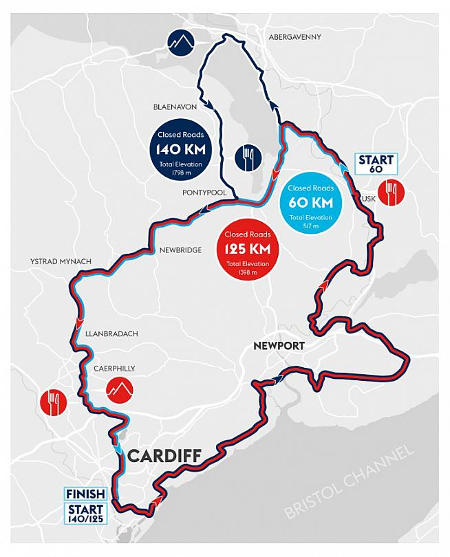 WIth three distances on offer the 2018 edition makes Velothon Wales more accessible than ever.