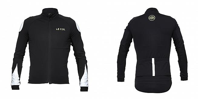 Subtle branding and unusual features like Kevlar elbow pads set the HC jacket apart from the crowd.